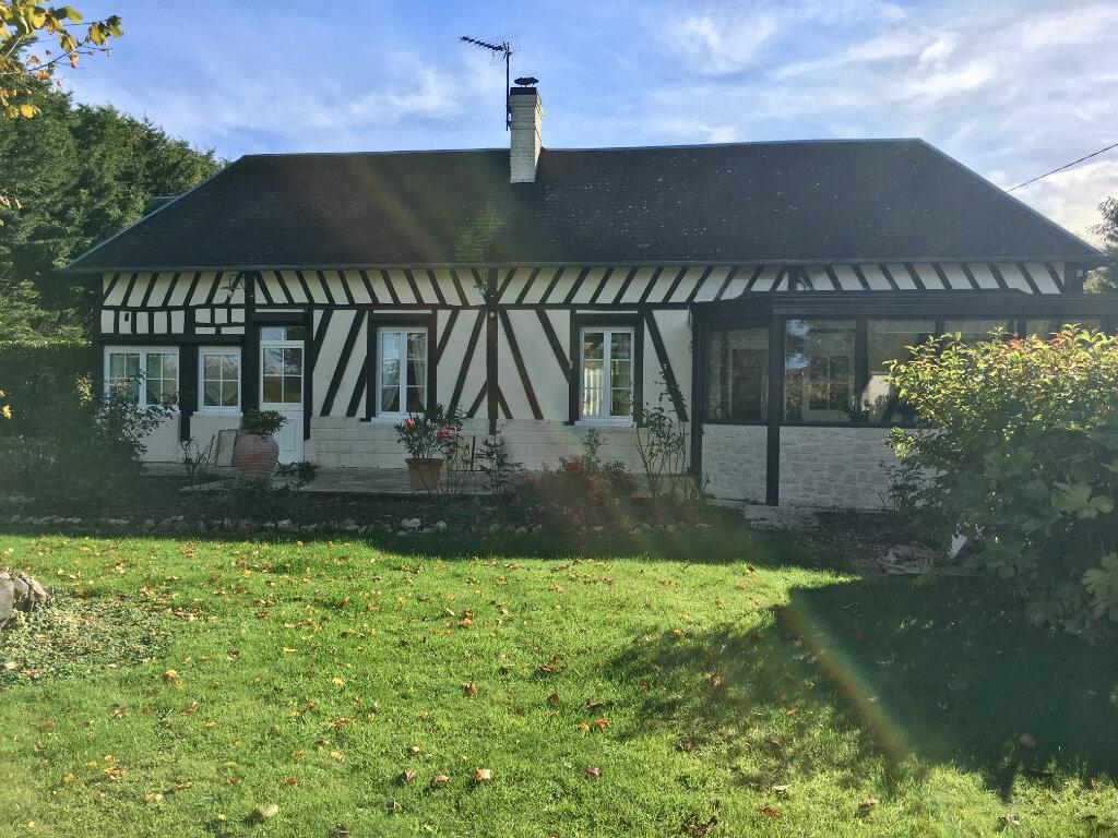 Maison à vendre 5 125m2 à Beuzeville vignette-13