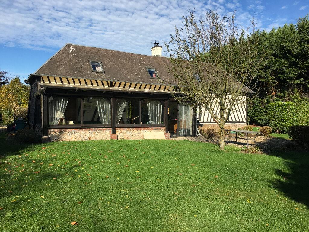 Maison à vendre 5 125m2 à Beuzeville vignette-16