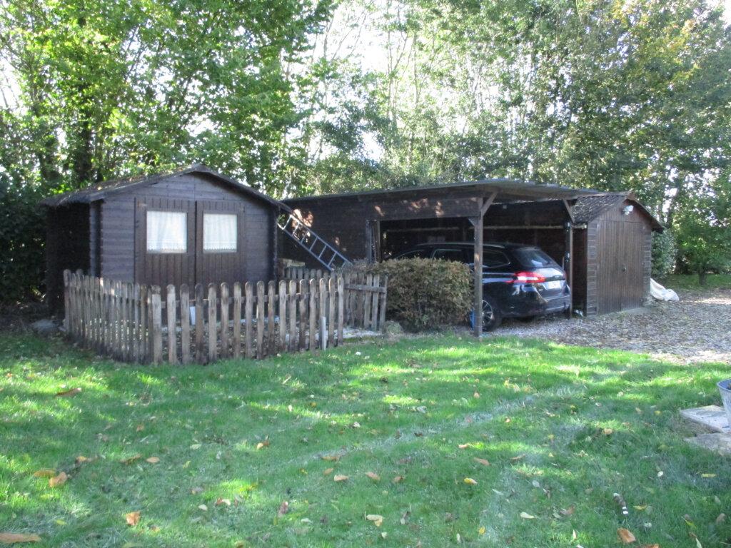 Maison à vendre 5 125m2 à Beuzeville vignette-17