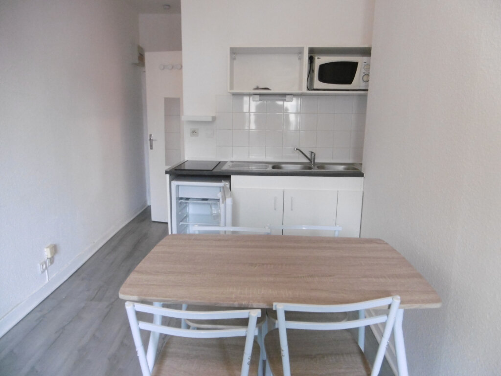 Appartement à louer 1 16.66m2 à Limoges vignette-3