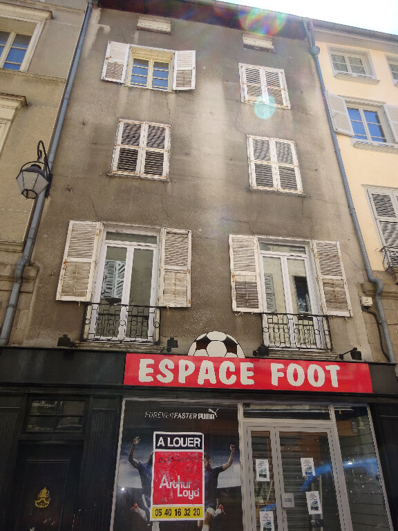 Appartement à louer 1 16.66m2 à Limoges vignette-5