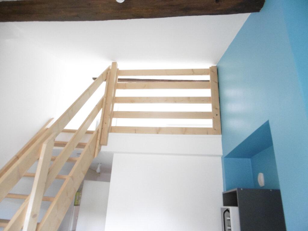 Appartement à louer 1 15.49m2 à Limoges vignette-2