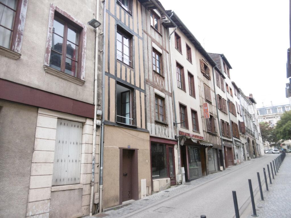 Appartement à louer 1 15.49m2 à Limoges vignette-5