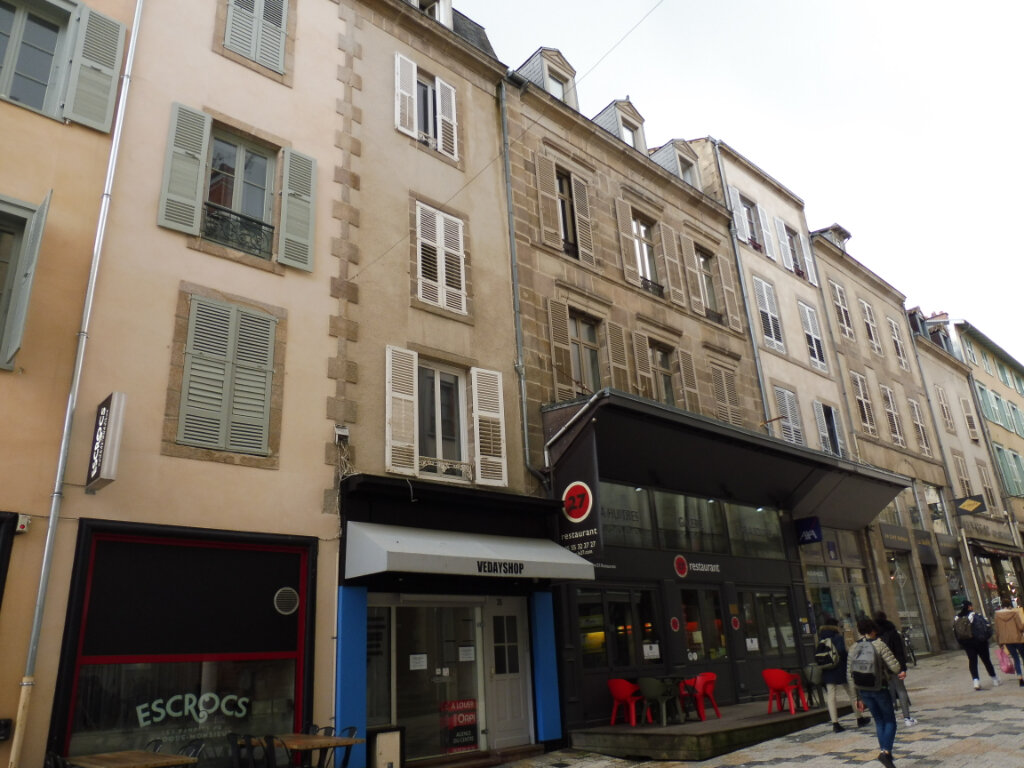 Appartement à louer 1 16m2 à Limoges vignette-6