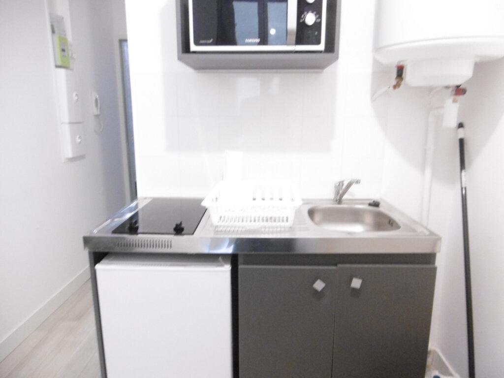 Appartement à louer 1 11.3m2 à Limoges vignette-2