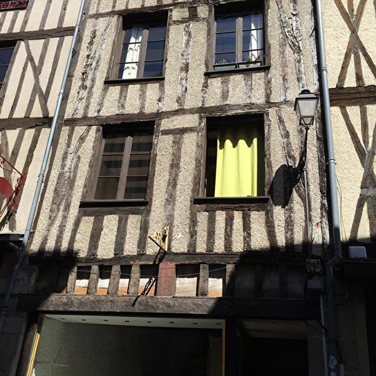 Appartement à louer 1 22.53m2 à Limoges vignette-4