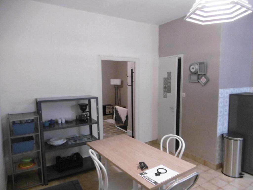 Appartement à louer 2 30.95m2 à Limoges vignette-1