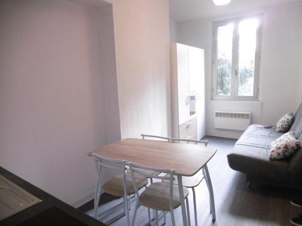 Appartement à louer 1 16.65m2 à Limoges vignette-1