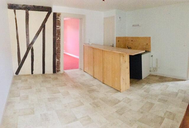 Appartement à louer 2 34.8m2 à Limoges vignette-2