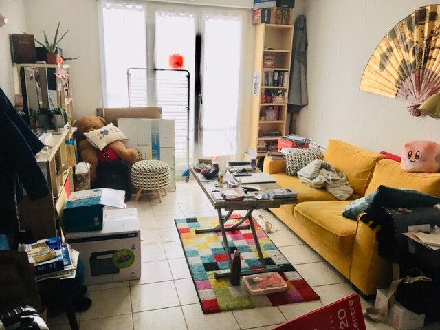 Appartement à louer 2 37.18m2 à Limoges vignette-1