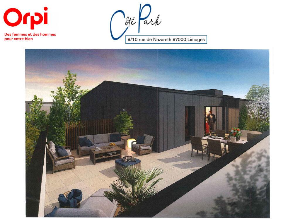 Appartement à vendre 3 66.58m2 à Limoges vignette-7