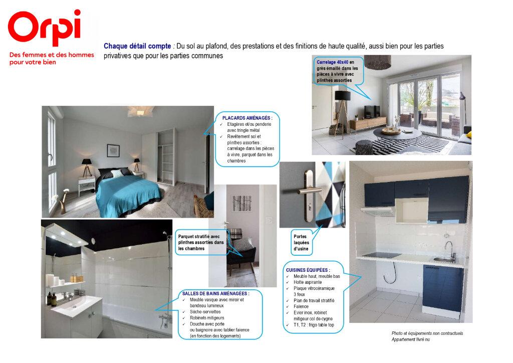 Appartement à vendre 2 44m2 à Limoges vignette-4