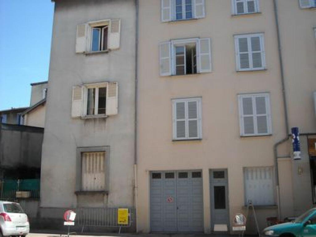 Appartement à louer 1 24m2 à Limoges vignette-4