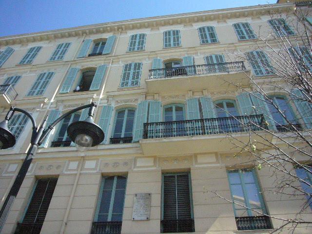 Appartement à louer 2 29.55m2 à Nice vignette-1