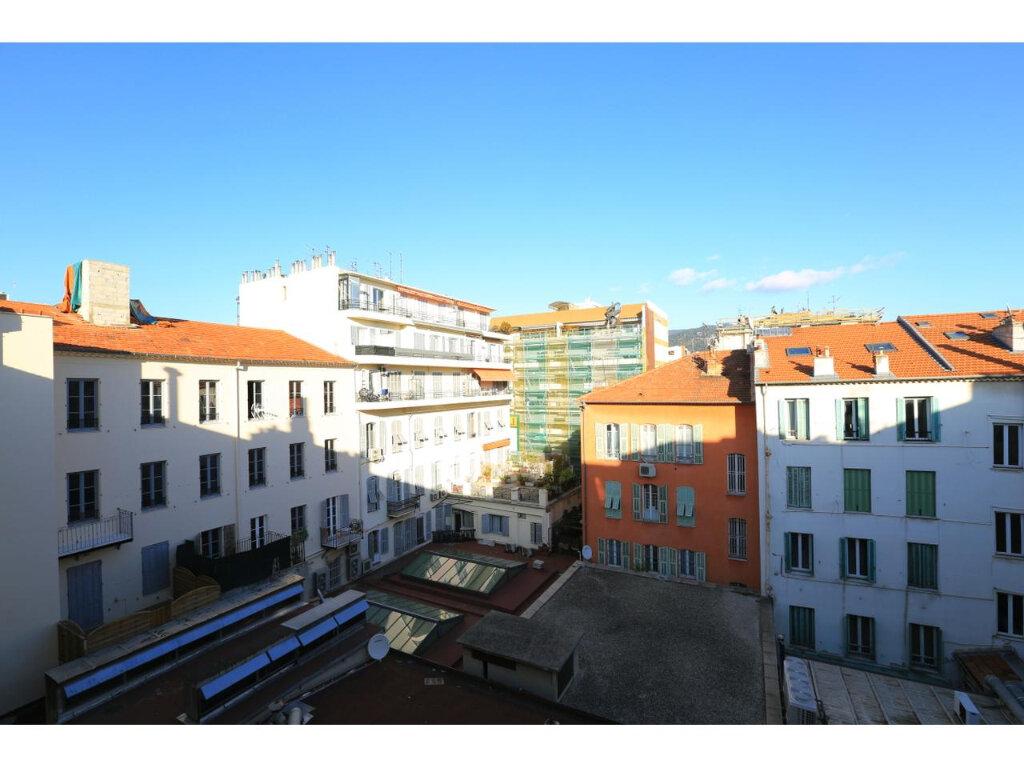 Appartement à louer 2 29.55m2 à Nice vignette-7