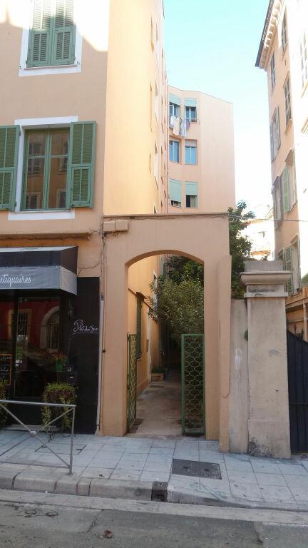 Appartement à louer 1 11m2 à Nice vignette-1