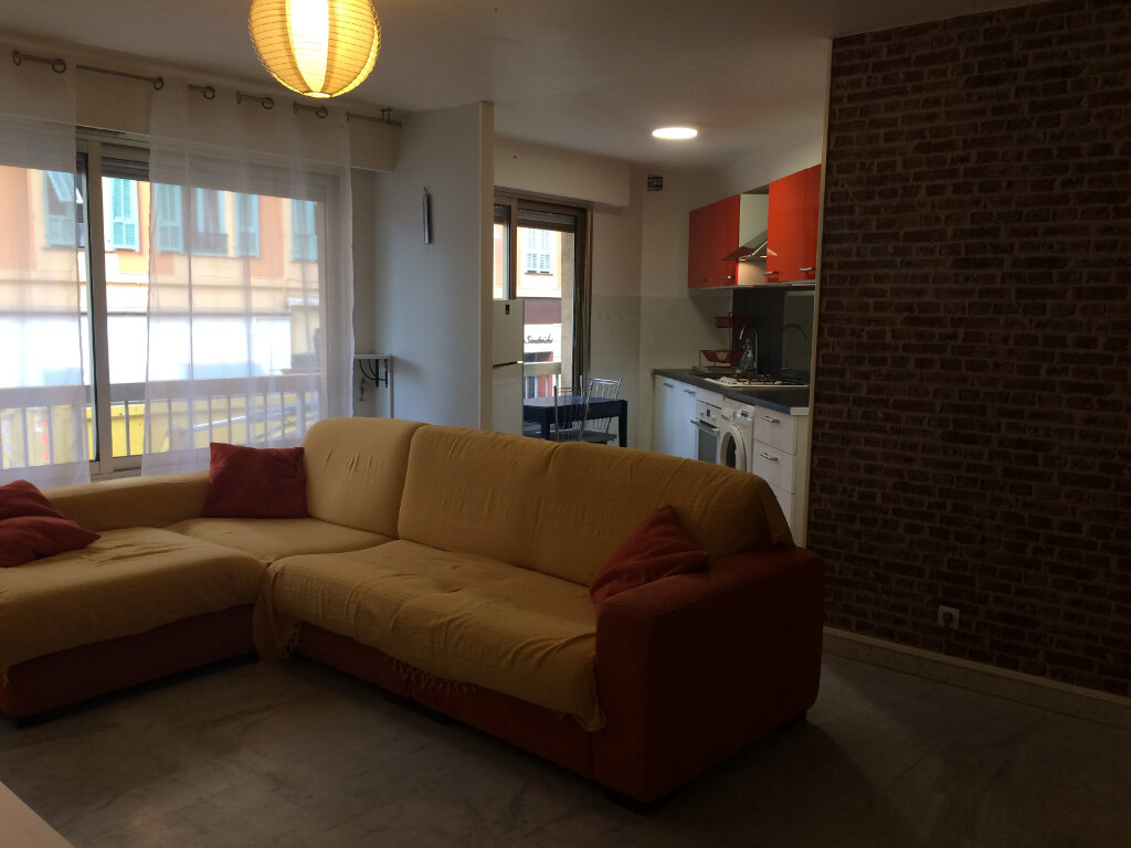 Appartement à louer 2 44.51m2 à Nice vignette-3