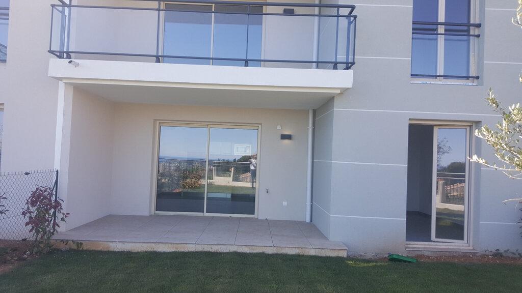 Appartement à louer 2 41.02m2 à Nice vignette-5