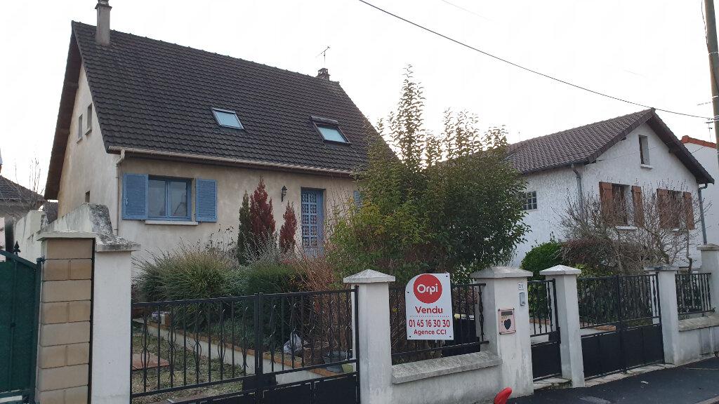 Maison à vendre 5 110m2 à Champigny-sur-Marne vignette-1