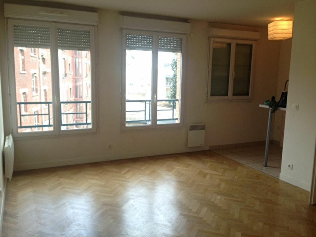 Appartement à louer 2 42.4m2 à Bourg-la-Reine vignette-1