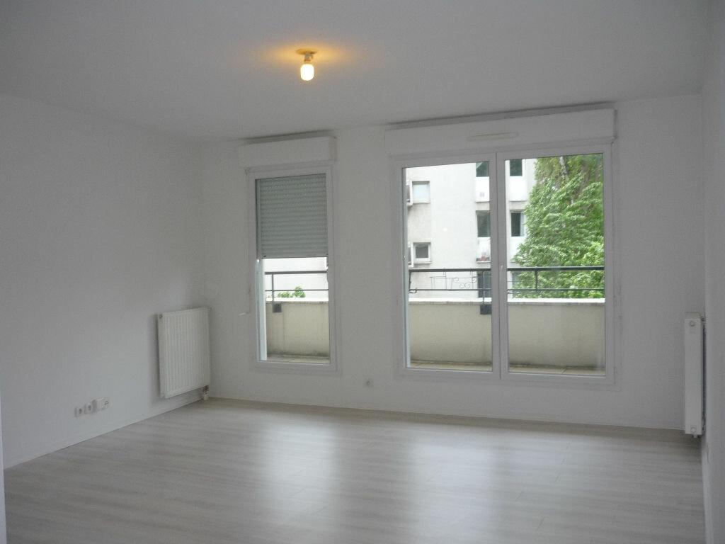 Appartement à louer 2 45.63m2 à Fresnes vignette-4