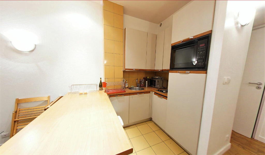Appartement à louer 1 27.76m2 à Paris 1 vignette-3