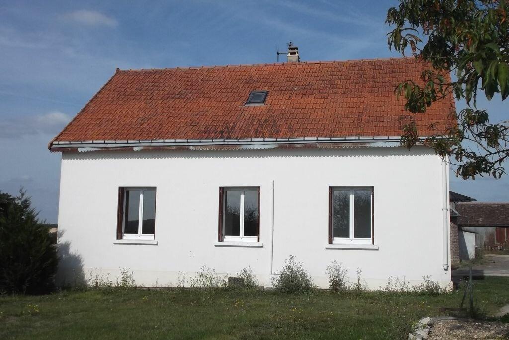 Maison à louer 7 142m2 à Villiers-au-Bouin vignette-2