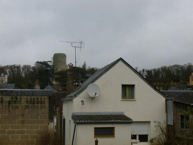 Maison à vendre 3 57m2 à Château-Renault vignette-1