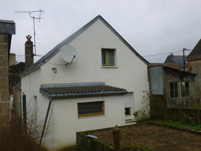 Maison à vendre 3 57m2 à Château-Renault vignette-5