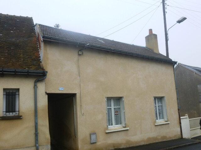 Maison à vendre 3 45m2 à Château-Renault vignette-1