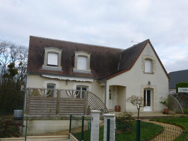 Maison à vendre 8 158m2 à Château-Renault vignette-7