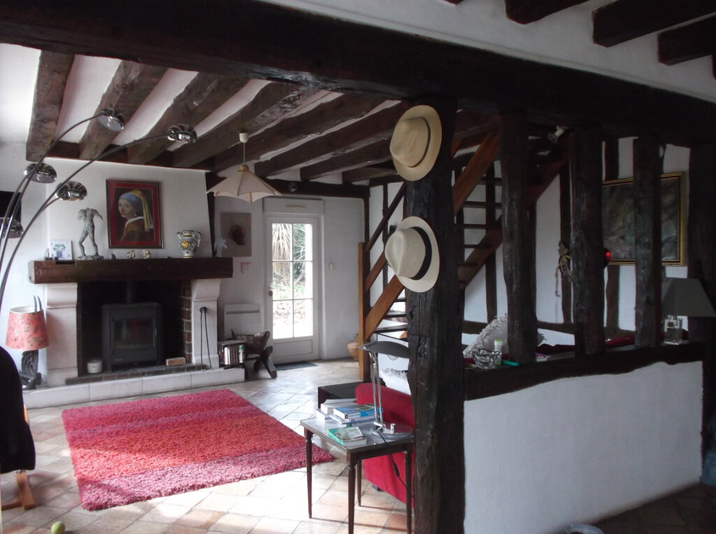 Maison à vendre 6 134m2 à Villedômer vignette-2