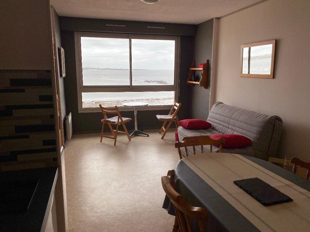 Appartement à louer 1 36m2 à Larmor-Plage vignette-5