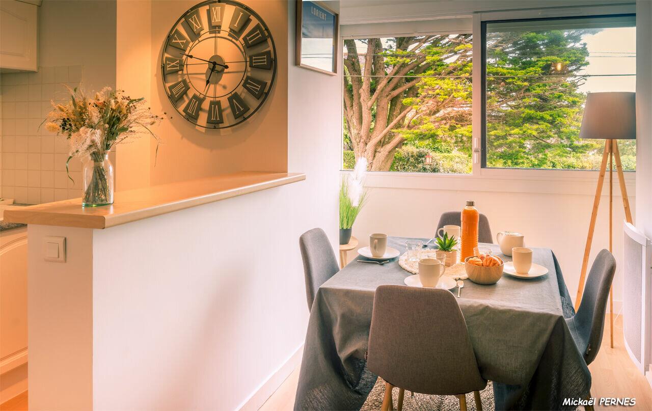 Appartement à louer 1 22m2 à Guidel vignette-3