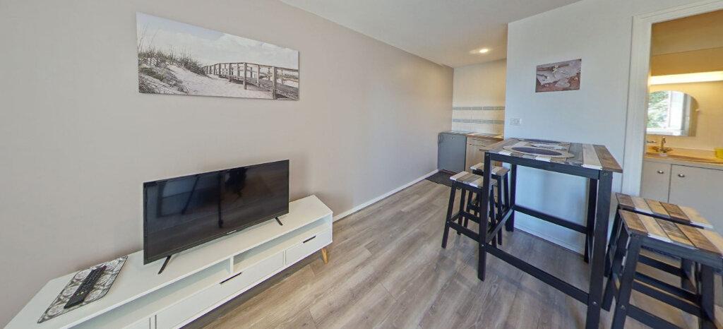 Appartement à louer 1 25m2 à Larmor-Plage vignette-4