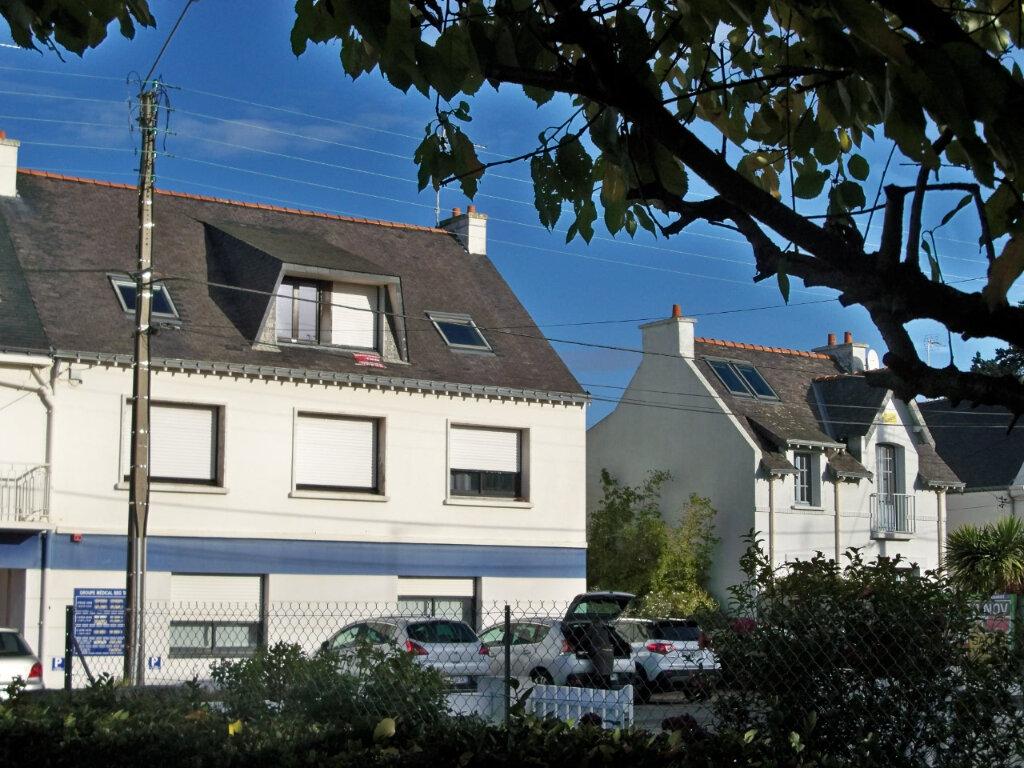 Appartement à louer 2 24.07m2 à Larmor-Plage vignette-9