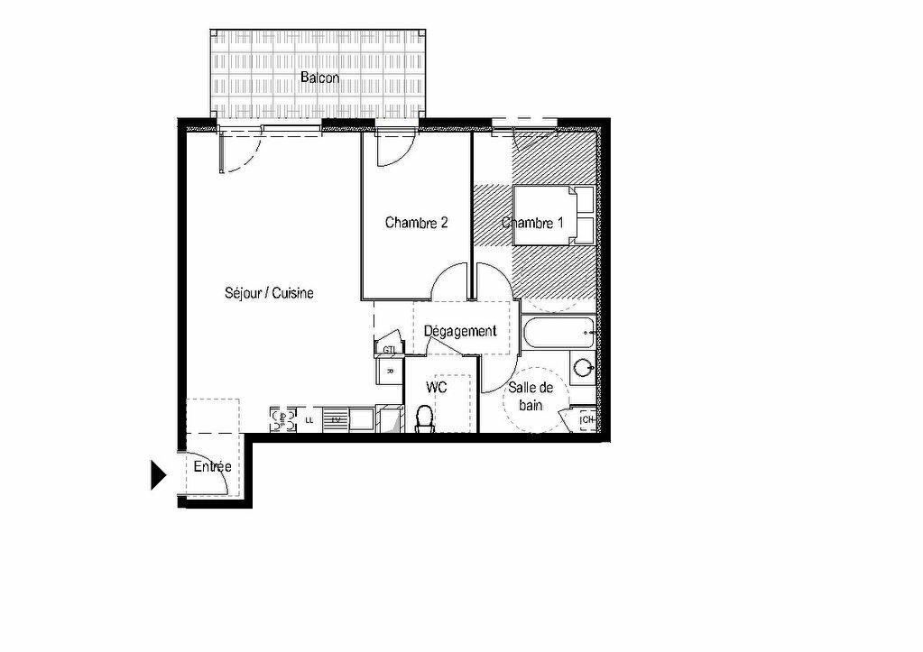 Appartement à vendre 3 64.42m2 à Saint-Cergues vignette-1
