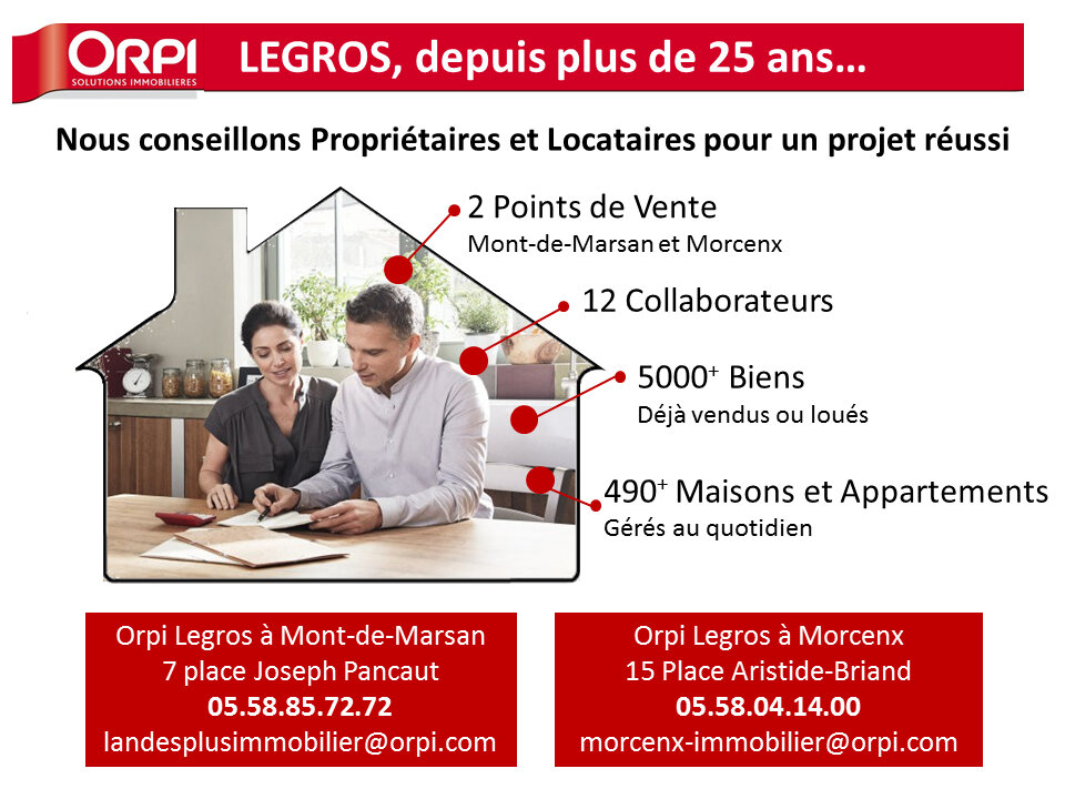 Maison à louer 4 90m2 à Mont-de-Marsan vignette-9