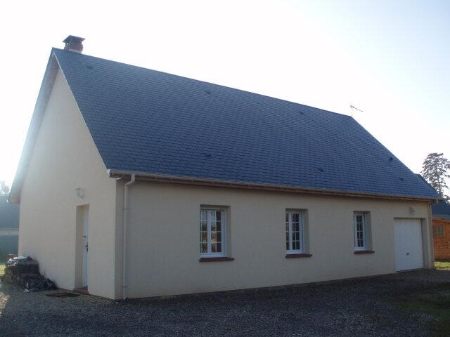 Maison à louer 4 85m2 à Reux vignette-6