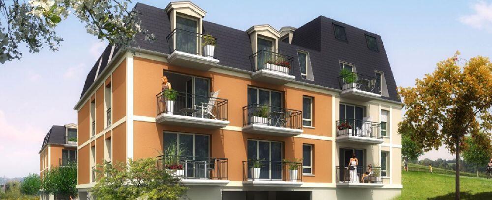 Appartement à louer 1 34.46m2 à Pont-l'Évêque vignette-6
