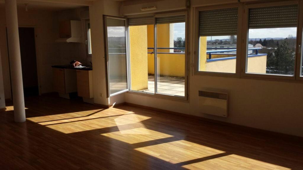 Appartement à louer 4 91m2 à Agen vignette-2