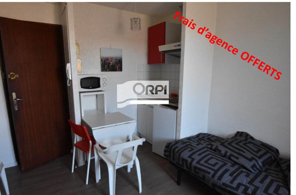 Appartement à louer 1 16m2 à Agen vignette-1