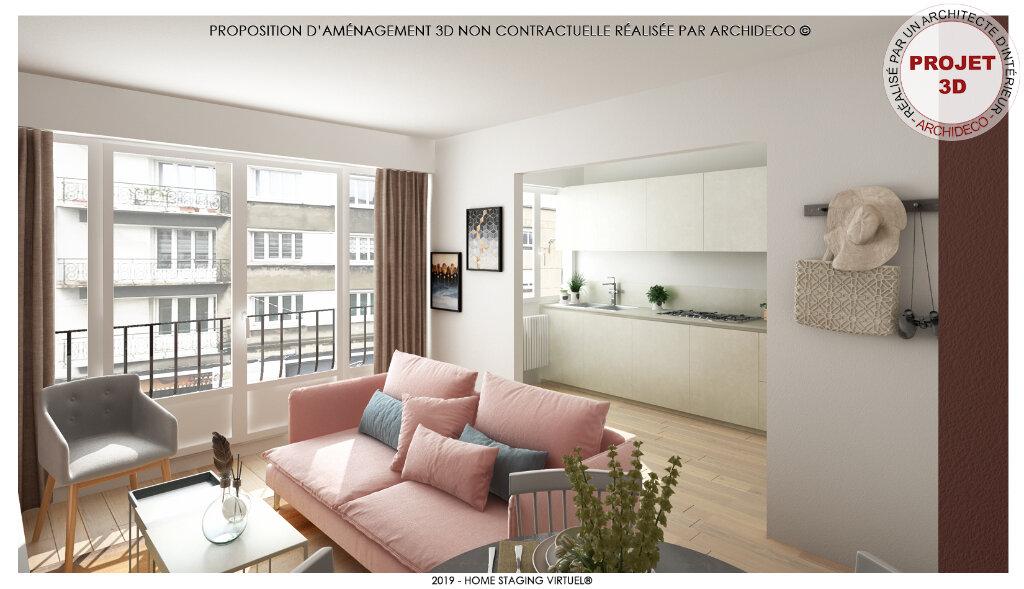 Appartement à vendre 2 40m2 à Boulogne-sur-Mer vignette-1