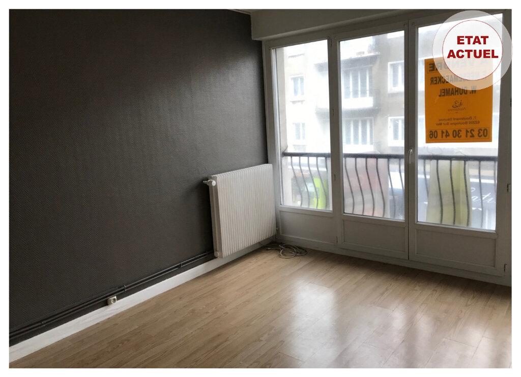Appartement à vendre 2 40m2 à Boulogne-sur-Mer vignette-3