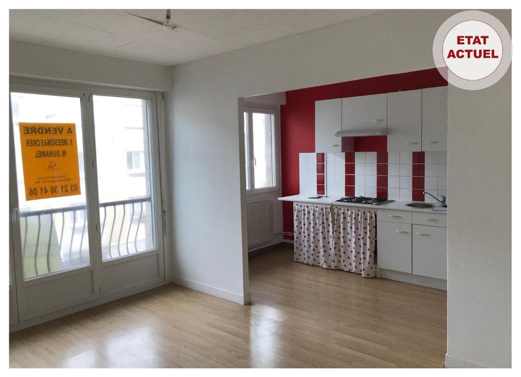Appartement à vendre 2 40m2 à Boulogne-sur-Mer vignette-4