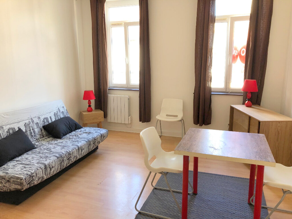Appartement à louer 1 25m2 à Boulogne-sur-Mer vignette-1