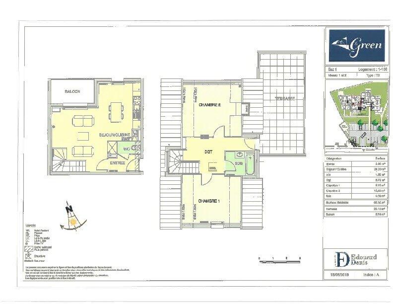 Appartement à vendre 2 45.7m2 à Wimereux vignette-2