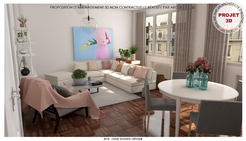 Appartement à vendre 2 65m2 à Boulogne-sur-Mer vignette-1