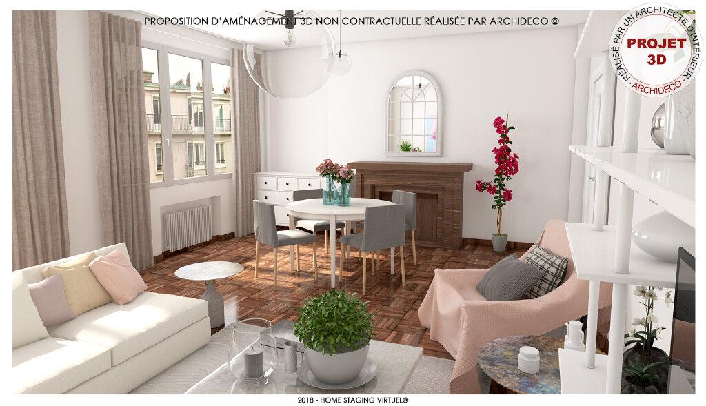 Appartement à vendre 2 65m2 à Boulogne-sur-Mer vignette-2