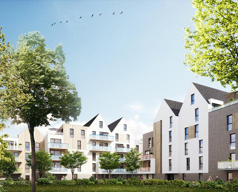 Appartement à vendre 3 64.15m2 à Wimereux vignette-1